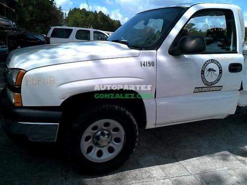 chevrolet silverado  1500 pickup 2006 03-06 5.3 autopartes