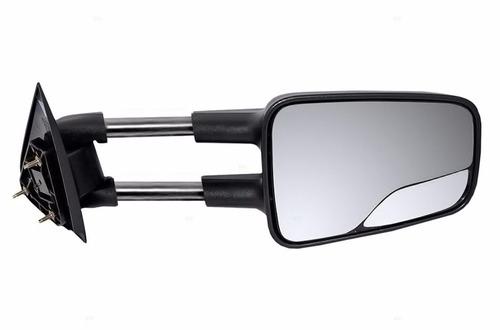 chevrolet silverado 1999 - 2006 espejo derecho manual teles