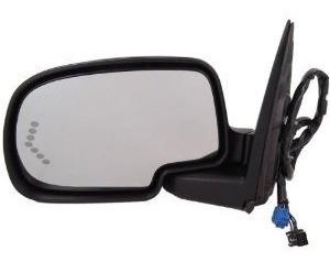 chevrolet silverado 2003 - 2007 espejo izquierdo electrico