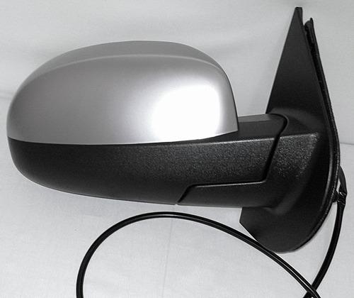 chevrolet silverado 2007 - 2013 espejo derecho electrico %