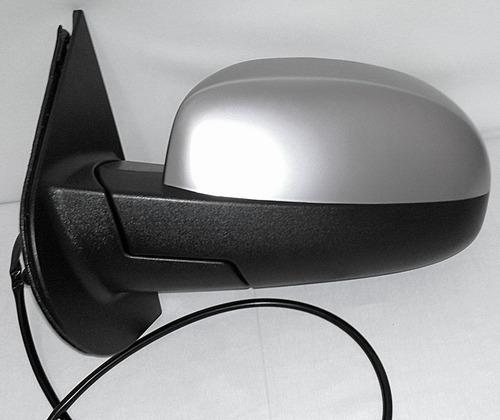 chevrolet silverado 2007 - 2013 espejo izquierdo electrico %