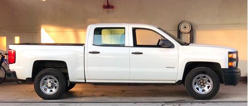 chevrolet silverado 2014 4x4 4 puertas