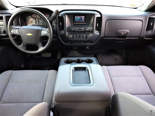chevrolet silverado 2500 modelo 2015 doble cabina 4x2 automa