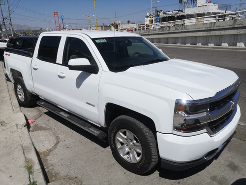 chevrolet silverado 4 ptas. 2016, at.