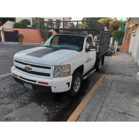 Chevrolet Silverado 4.3 1500 Cab Reg Wt Aa Mt 2013
