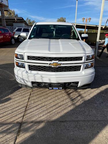 chevrolet silverado 4.3 f pickup 2500 crew cab 4x4 mt 2015