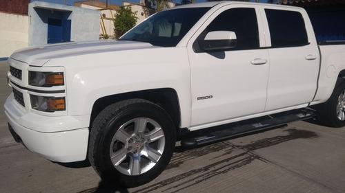 chevrolet silverado 4.3 k pickup 2500 cab reg 4x4 mt 2015