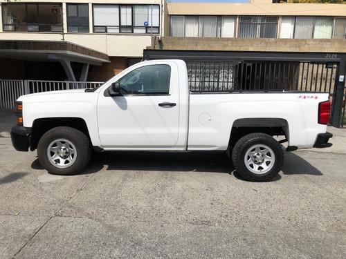 chevrolet silverado 4.3 k pickup 2500 cab reg 4x4 mt