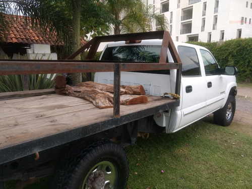 chevrolet silverado 5.3 e pickup silverado 2500 at 2004