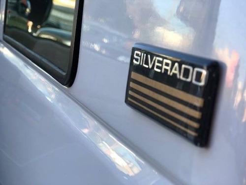 chevrolet silverado 6.5 v8 ce 2p automático