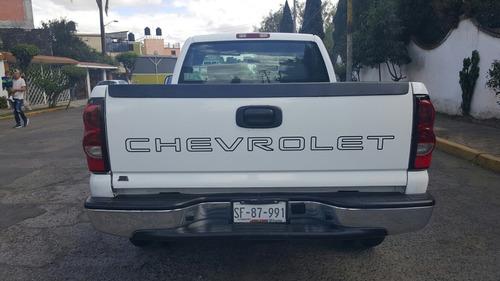 chevrolet silverado a pickup silverado 1500 5vel mt