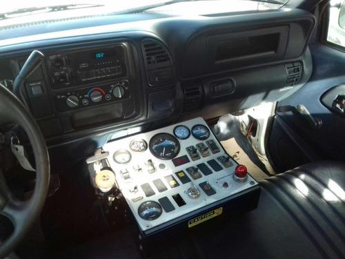 chevrolet silverado barredora aut 2000