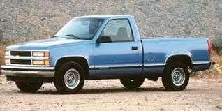 chevrolet silverado c10 1988-1998 gm cheyenne manual taller