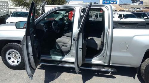 chevrolet silverado cab. extendida 2014