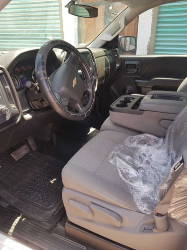 chevrolet silverado cab regular 2015