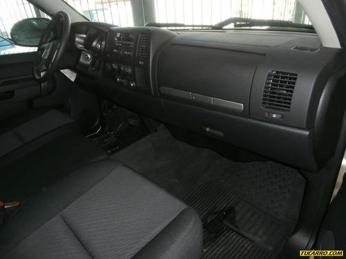 chevrolet silverado cabina sencilla lt 4x4 - automatico