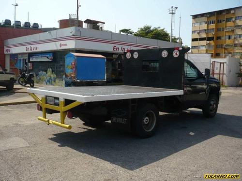 chevrolet silverado camiones plataformas c3500
