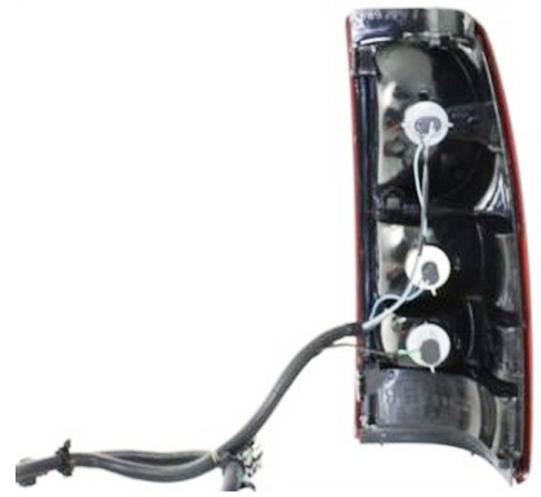 chevrolet silverado / cheyenne 1999 - 2002 calavera izq.