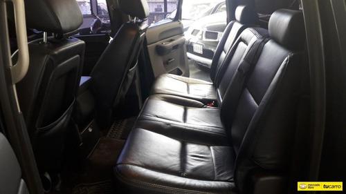 chevrolet silverado d/cabina pick-up carga 4x4