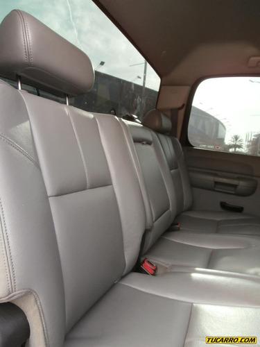 chevrolet silverado doble cabina lt 4x4 - automatico