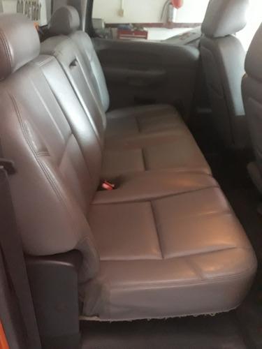 chevrolet silverado e pickup 2500 crew cab 4x2 mt 2012