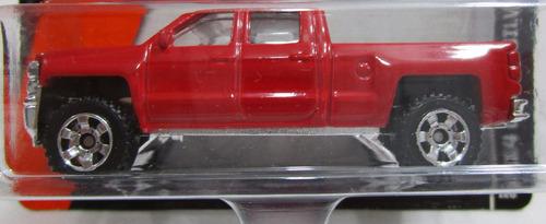 chevrolet silverado escala camioneta matchbox miniatura