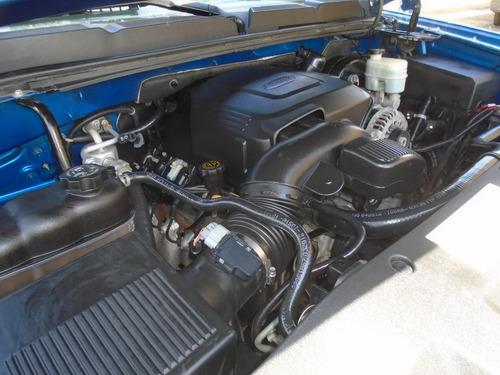 chevrolet silverado lt 4x4 - automatica