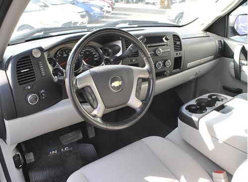 chevrolet silverado  lt rc aut ac5.3 2012