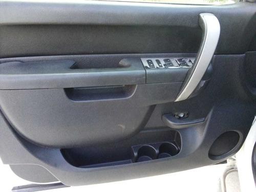 chevrolet silverado lt texas edition doble cabina mod.2011