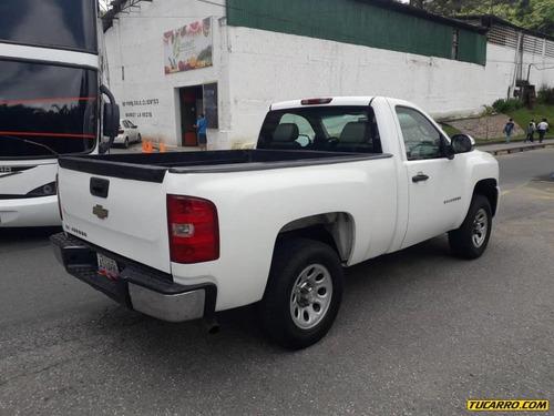chevrolet silverado pick-up / carga