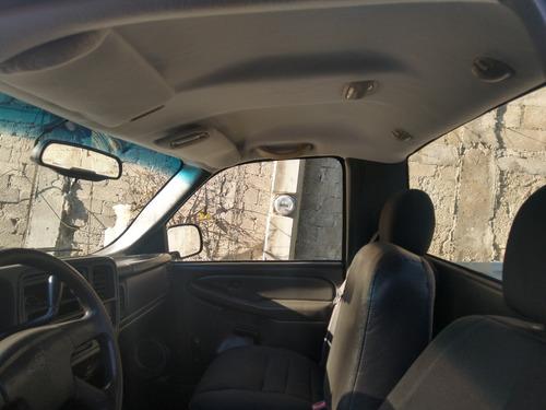 chevrolet silverado pickup silverado 1500 aa at 2004