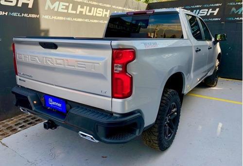 chevrolet silverado  trail boss facturable 2020