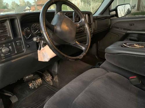 chevrolet silverado v8 nafta cabina
