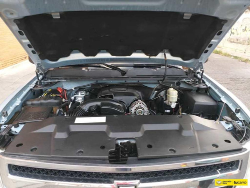 chevrolet silverado xlt 4x4 automático