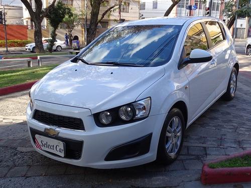 chevrolet sonic 1.6 16v lt aut. 2013/2014
