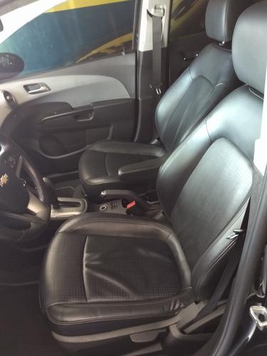 chevrolet sonic 1.6 16v ltz aut. 4p 2013