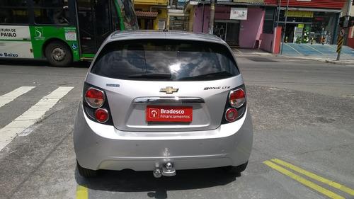 chevrolet sonic 1.6 16v ltz aut. 4p 2013 unica dona