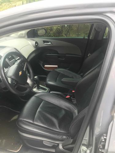 chevrolet sonic 1.6 16v ltz aut. 5p 2012