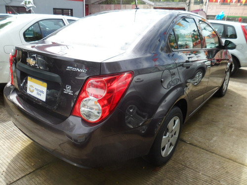 chevrolet sonic 1.6 ls l4 man at