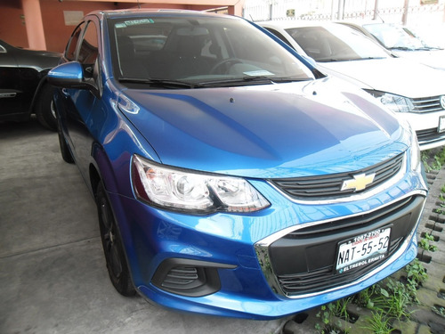 chevrolet sonic 1.6 lt at