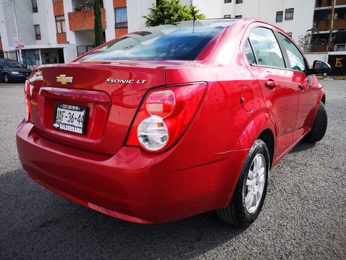 chevrolet sonic 1.6 lt l4 at 2015