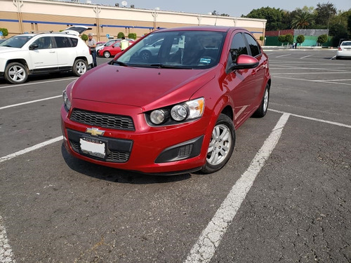chevrolet sonic 1.6 lt l4 man at