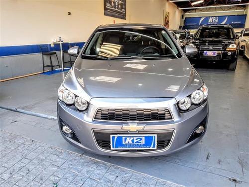 chevrolet sonic 1.6 ltz 16v flex 4p automático 2012/2012