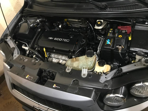 chevrolet sonic 1.6 ltz 4 puertas año 2012 auto classic