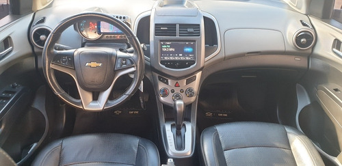 chevrolet sonic 1.6 ltz at mx 4 p 2016