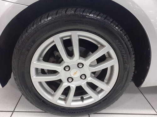 chevrolet sonic 1.6  ltz aut. 4p 2012 automático impecavel!!