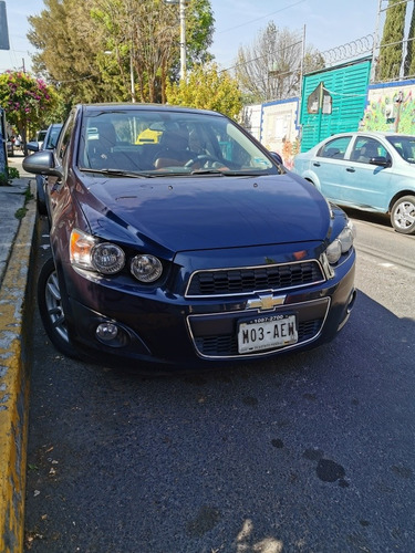 chevrolet sonic 1.6 ltz l4 man at 2015