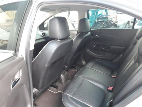 chevrolet sonic 1.6 ltz sedan 16v flex 4p automático