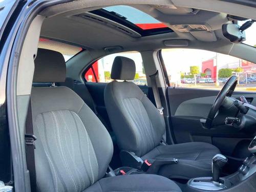 chevrolet sonic 1.6 premier at 2017 autos usados puebla