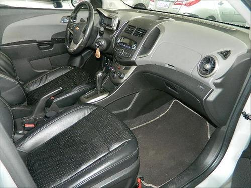 chevrolet sonic 1.6 sedan ltz at
